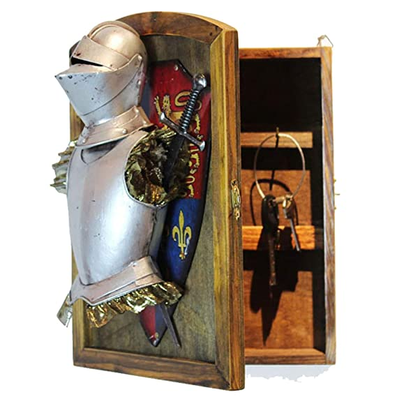Knight Shield And Sword, Medieval Warrior Shield Llavero ...