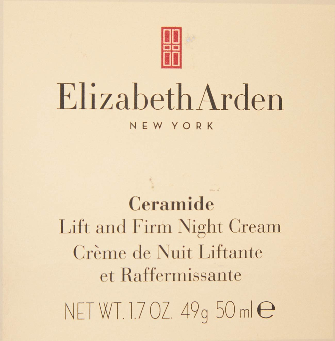 Elizabeth Arden Ceramide Plump Perfect Ultra All Night Repair and Moisture Cream 50 ml
