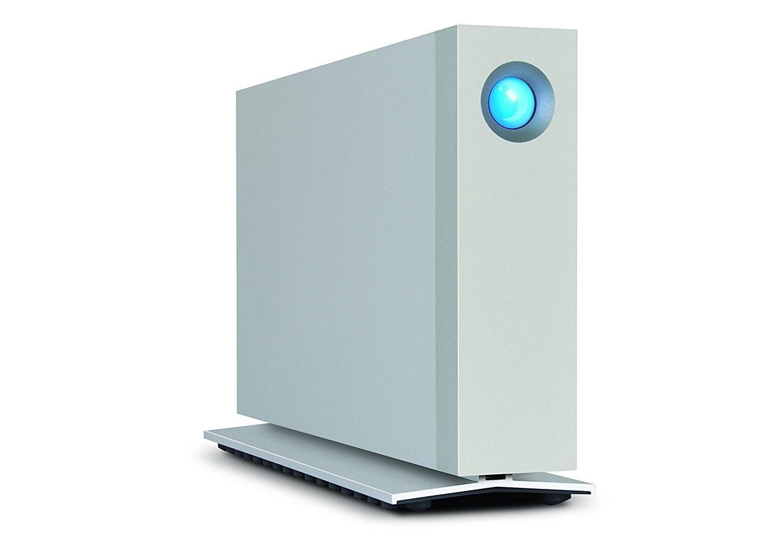 LaCie STEX3000200 3 TB d2 Thunderbolt 2/USB 3.0 Desktop External ...