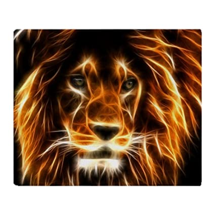 Amazon CafePress Lion Soft Fleece Throw Blanket 40x40 Interesting Lion Blanket Or Throw