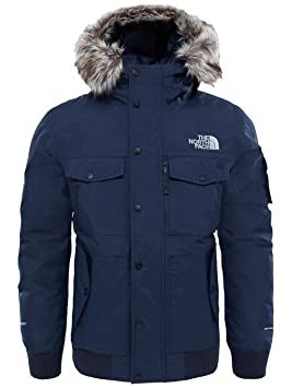 ffde24eb33 The North Face Gotham Veste Homme, Urban Navy, FR : M (Taille Fabricant