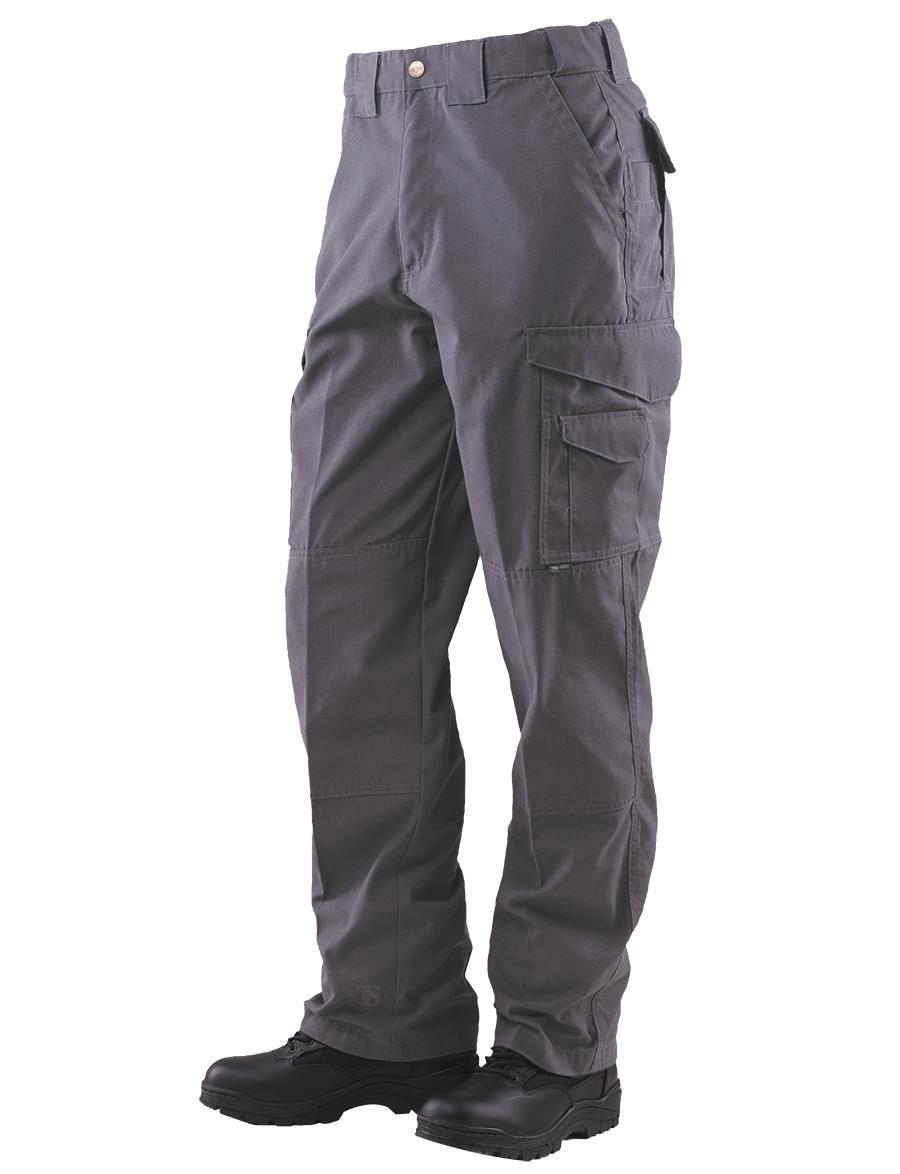 TRU-SPEC Men's 24-7 Tactical Pant, Charcoal, 30 x 30-Inch