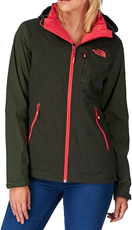the north face damen thermoball triclimate jacke hike
