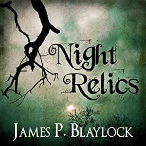 Night Relics Audiobook