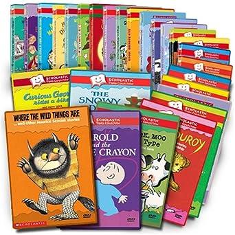 Scholastic Video Dvd 27 Pack [USA]: Amazon.es: Cine y Series TV