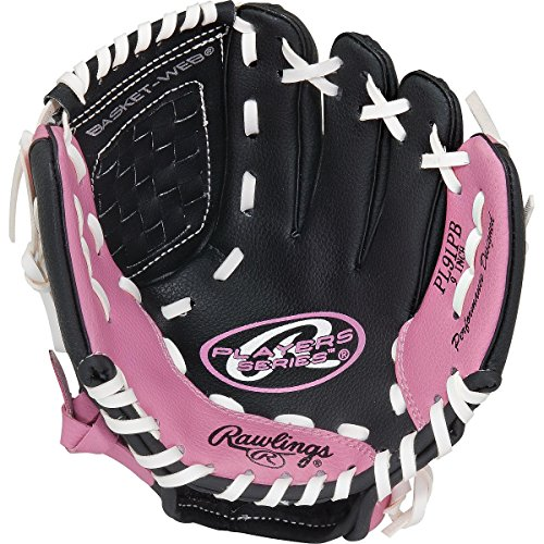 Rawlings PL91PB-12/0  Players Youth Glove Series - Baseball Field Lining