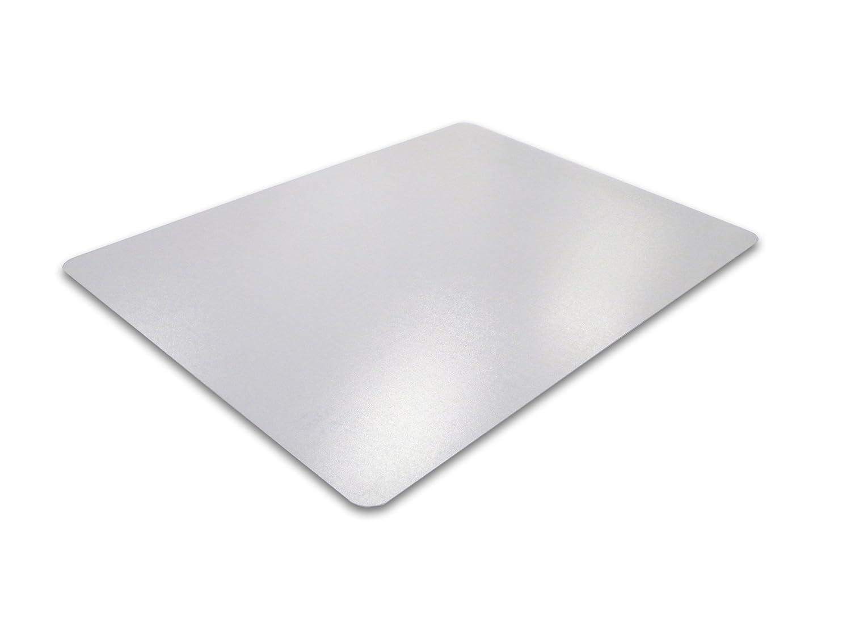 Desktex FPDE1722RA2Original Floortex Polycarbonate Desk Mat, Clear, 43x 56x 90cm