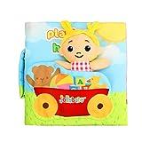 Vio-la Cloth Book for Baby Interesting