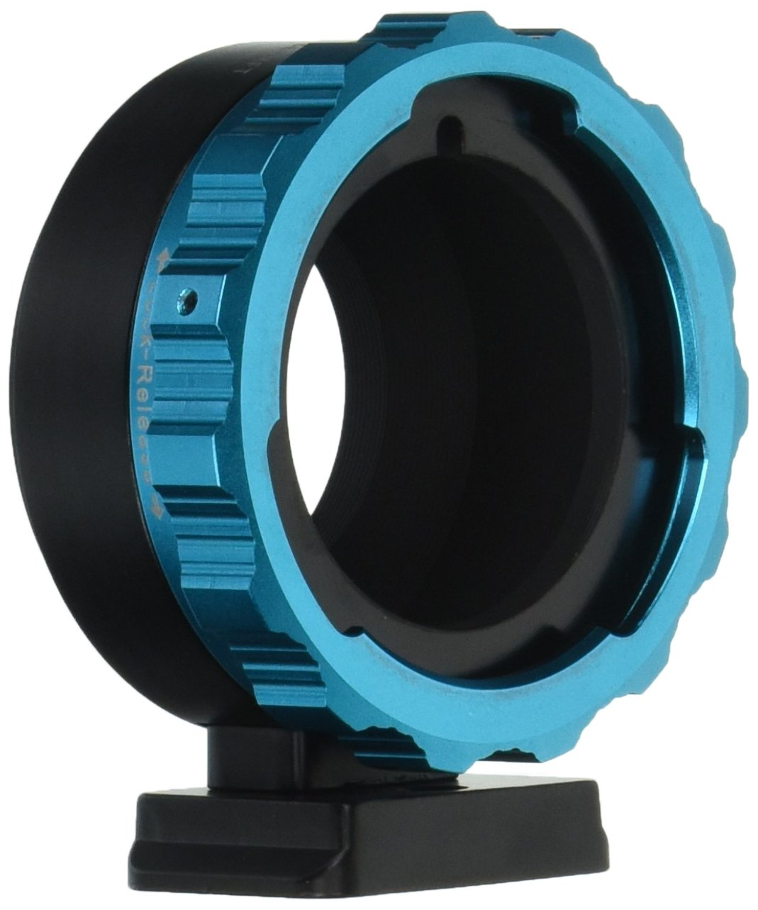 Fotodiox Pro Lens Mount Adapter - B4 (2/3'') ENG Cine Lens to Micro Four Thirds (MFT, M4/3) Mount Mirrorless Camera Body