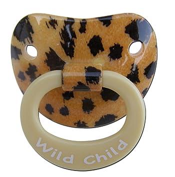 Amazon.com: Wild Child Cheetah Billy Bob Chupete: Baby