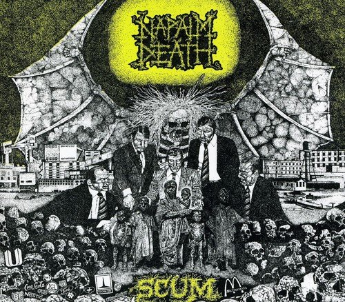 napalm death scum cd buyer's guide