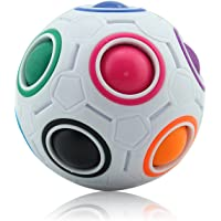 Magic Rainbow Ball Puzzle Cube Fidget Educational Toy