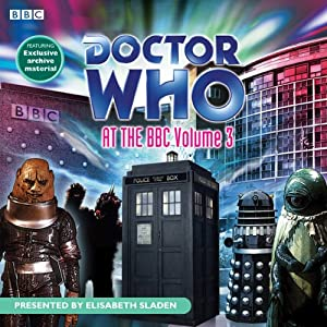 Doctor Who at the BBC, Volume 3 Radio/TV Program