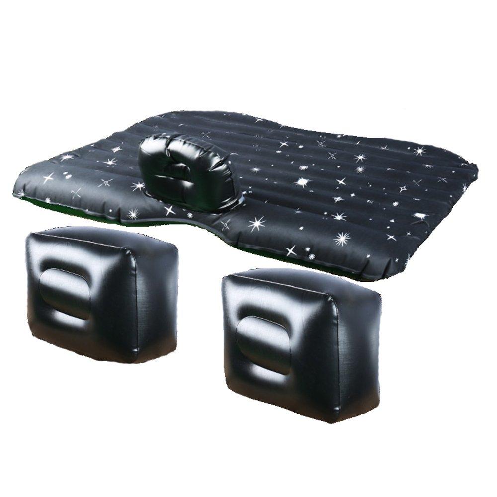 Car bed HUO Auto Auto Aufblasbare Matratze Bett Split Art Home Office Outdoor Reise Camping Angeln