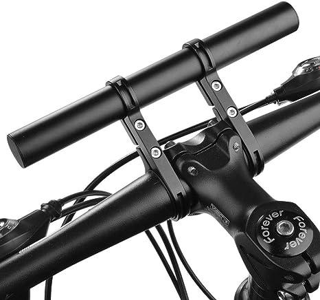 Extensor de Manillar de Bicicleta Doble, Soporte de extensión ...