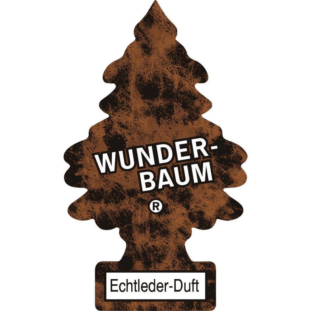 Alpin 78327 Wunder Baum-Duftender Weihnachtsbaum-Echtleder