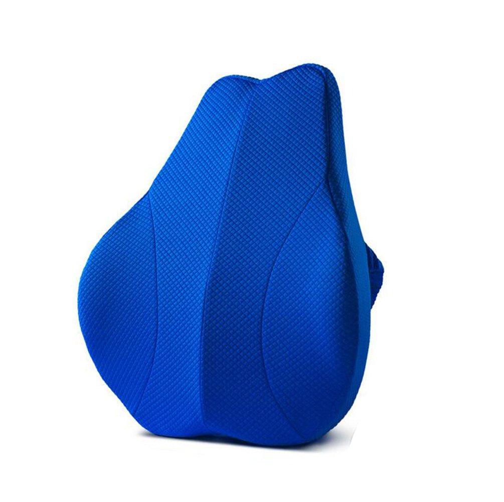 LAD-I Diseño Ergonómico Respaldo Almohada Cojín Lumbar Memoria para ...