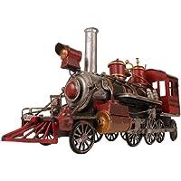 NAZIL Nórdico Antiguo Personalidad Creativa Modelo De Locomotora