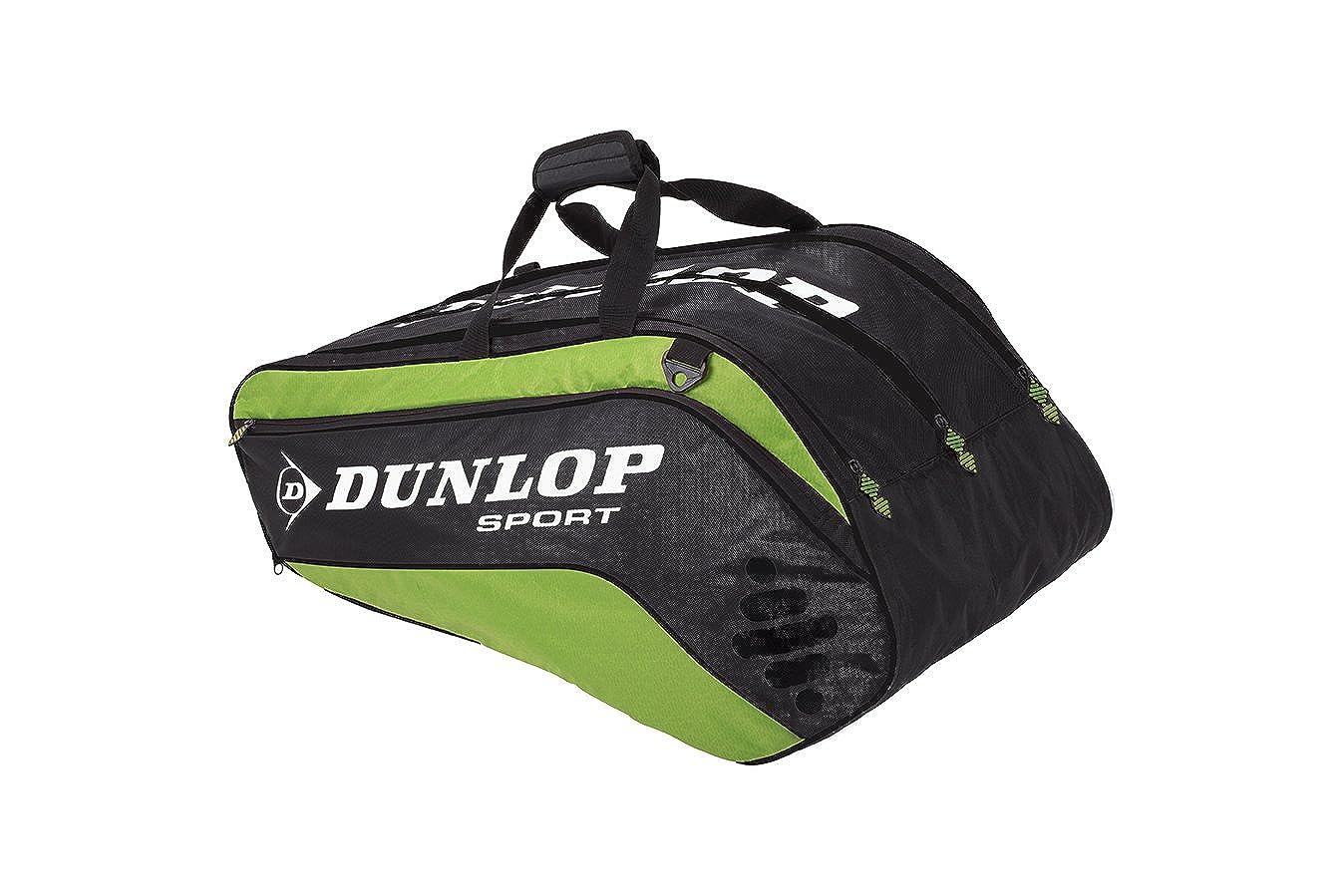 DUNLOP - Bolsa para Material de Tenis, tamaño 80 x 40 x 35 cm ...
