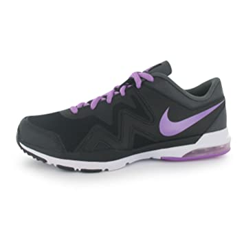official photos 23896 96591 Nike Air Sculpt TR2 Training Shoes Womens Black Fuchsia Gym Trainers  Sneakers (UK5.