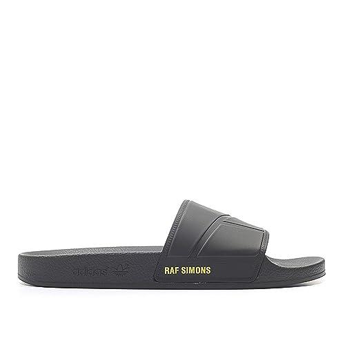 7d7594a7409b Adidas x RAF Simons Men Bunny Adilette Slides US11  Amazon.ca  Shoes    Handbags