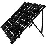 Renogy 200 Watt Off Grid Eclipse Monocrystalline Portable Foldable Solar Suitcase Without Controller