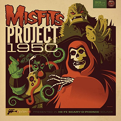 Misfits Static Age - Project 1950