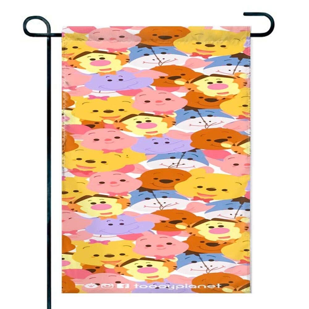 Amazon Com Disney Collection Garden Flag 12x18 Inch Winnie The