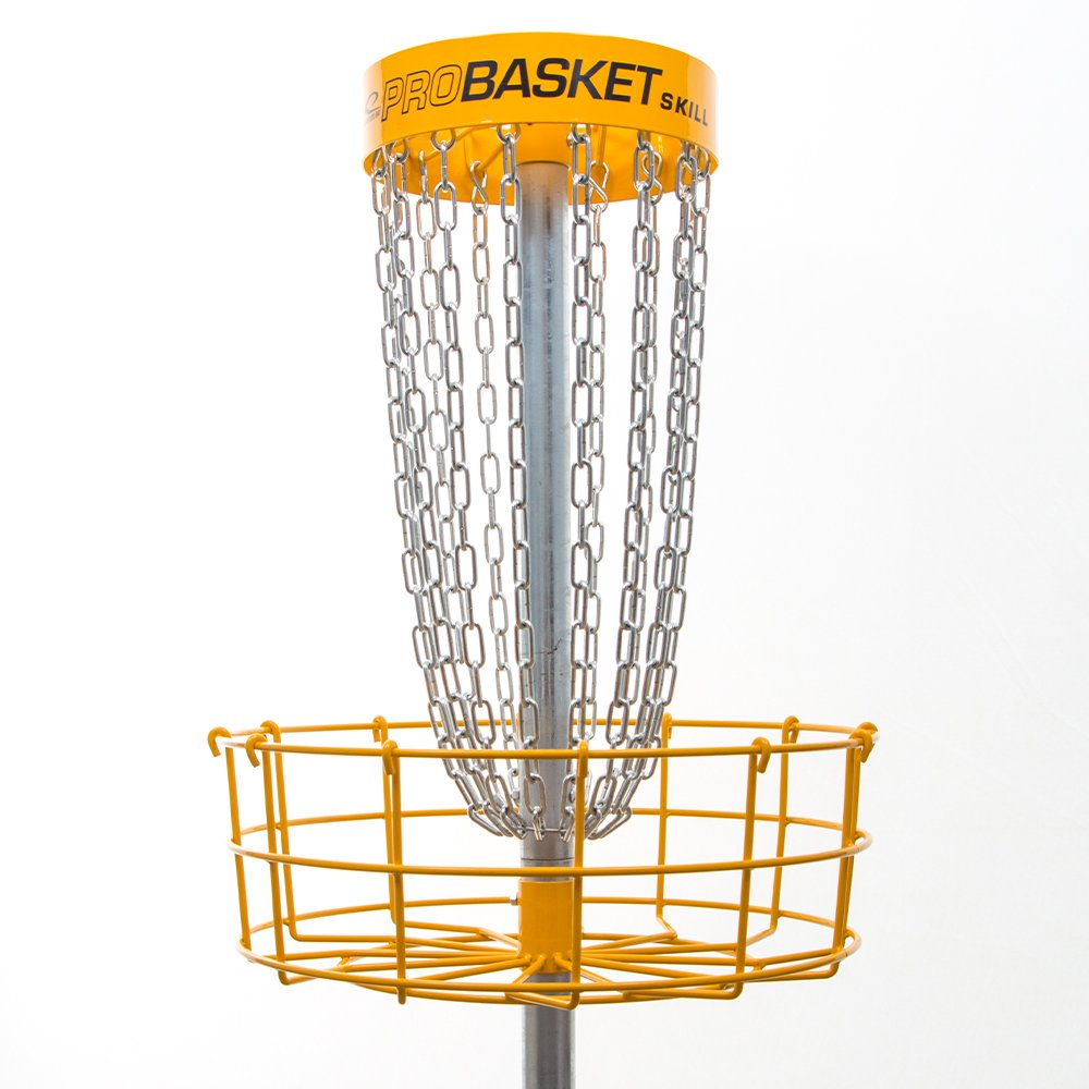 Latitude 64 Golf Discs ProBasket Skill 15 Chain Disc Golf Training Basket Target by Latitude 64