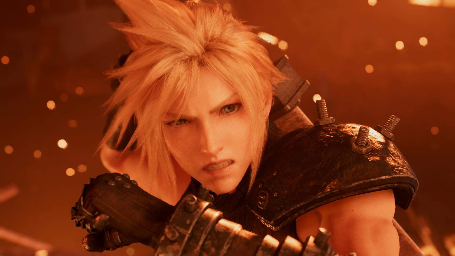 Final Fantasy VII Remake - PlayStation 4 Deluxe Edition by Square Enix (Image #8)