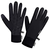 Winter Gloves Touch Screen Gloves Windproof Warm Gloves Cold Weather Running Gloves Driving Gloves for Women Men Cellphone Texting Non-Slip Lightweight for Cycling,Running