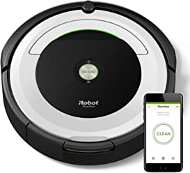 iRobot Roomba 691- Robot aspirador para suelos duros y alfombras, con tecnología Dirt Detect