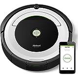 iRobot Roomba 691- Robot aspirador para suelos duros y alfombras, con tecnología Dirt Detect, sistema de limpieza en 3 fases, con conexión wifi y programable por app