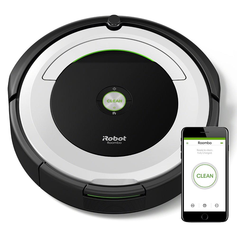 Robot Aspirador iRobot Roomba 691