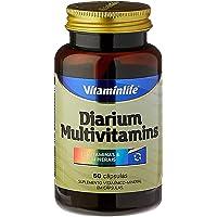 Diarium Multivitamínico - 60 Cápsulas, VitaminLife