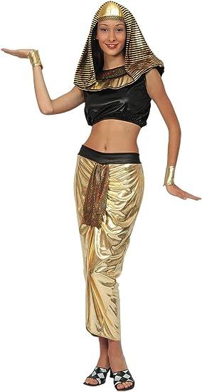 Boys Toys - Disfraz Faraona Egipcia Mujer: Amazon.es: Juguetes y ...