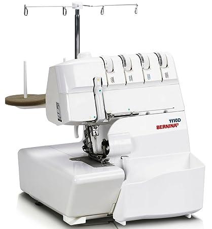 Bernina 1110D máquina de coser Overlock