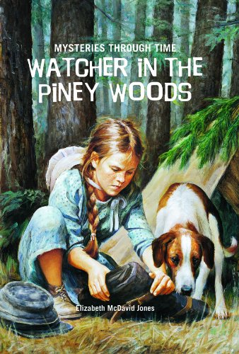 Read Online Watcher in the Piney Woods (Mysteries Through Time) ebook