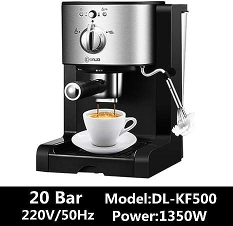 Aijin Cafetera de Alta presión de 20 Bares Máquina de café 3In1 ...