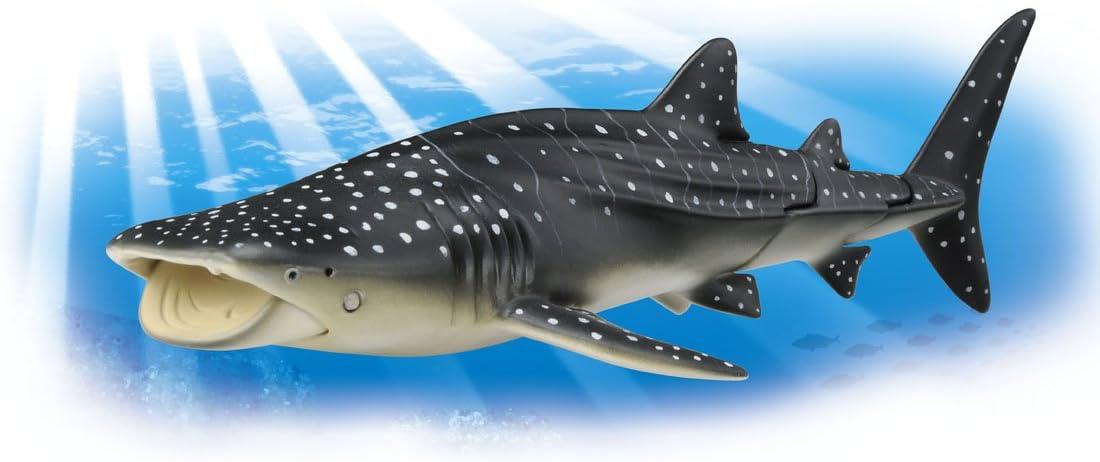 ANIA t16067 Whale Shark Articulated Mini Figure