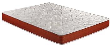 SmartCell Colchón viscoelástico, 135 x 190 x 18 cm, Alta Densidad, máxima ventilación