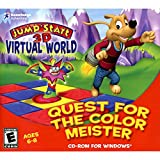 JumpStart 3D Virtual World - Quest For The Color Meister Age Rating:6