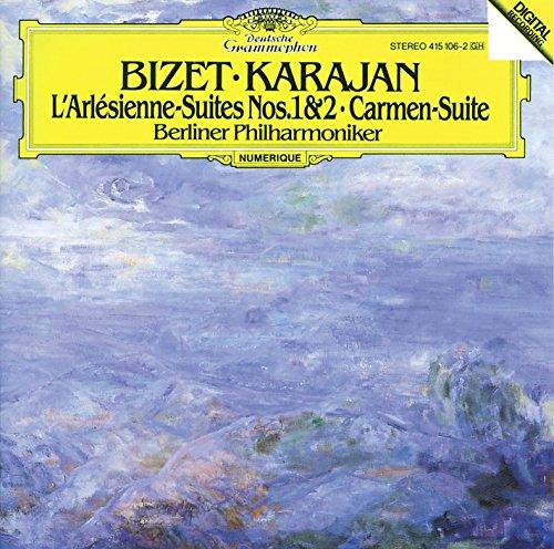 Bizet: L'Arlésienne Suites Nos.1 & 2; Carmen - Nos Suites Larlesienne