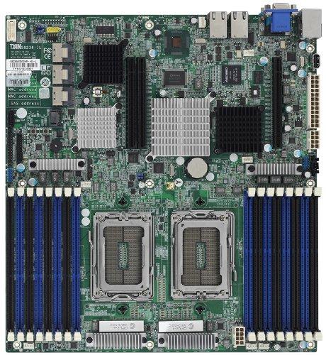 (Tyan Motherboard S8236WGM3NR-IL AMD G34 SR5690/SP5100 DDR3 PCI Express SSI EEB)