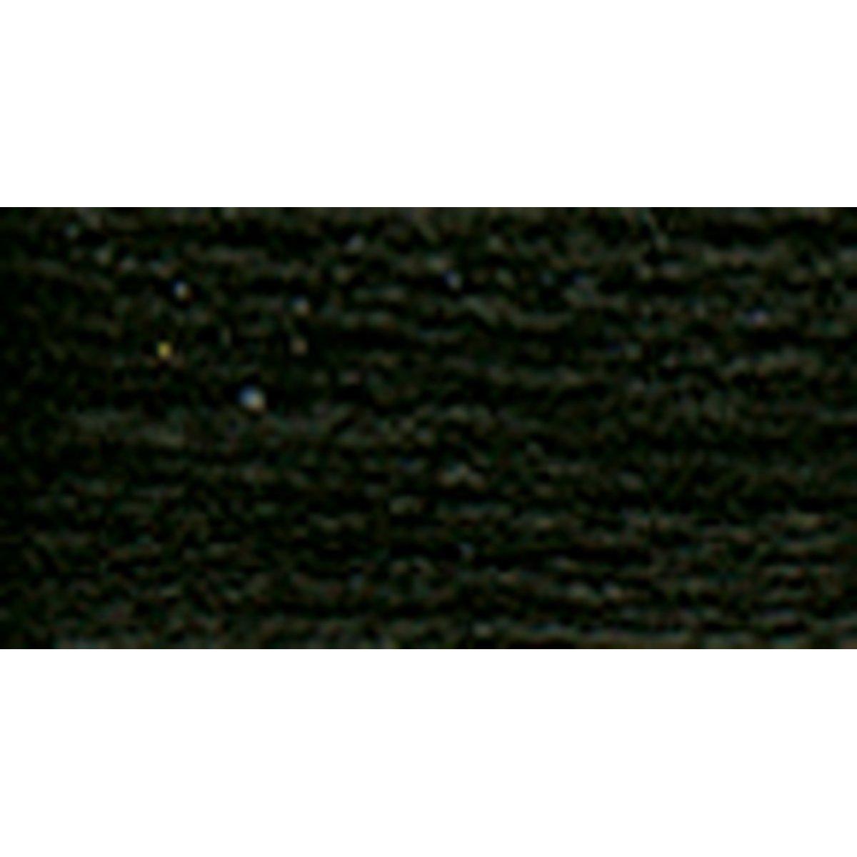 Black Size 80 106-Yard DMC 19-Noir Brilliant Tatting Cotton