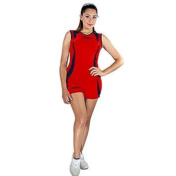 fc95b4c68 Legea Kit Sicilia Equipo De Voleibol Para Mujeres Sport Pegashop  (BLANCO-ROJO-AZUL, XL): Amazon.es: Deportes y aire libre