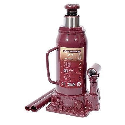 KRAFTWERK 3978 - Gato hidraulico de botella 20 t