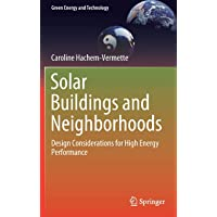 Image for Solar Buildings and Neighborhoods: Design Considerations for High Energy Performance (Green Energy and Technology)