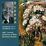Symphony 3 Op 49 / Symphony 7 Op 88