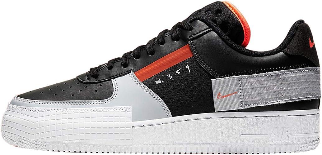 nike air force 1 type scarpe da basket uomo